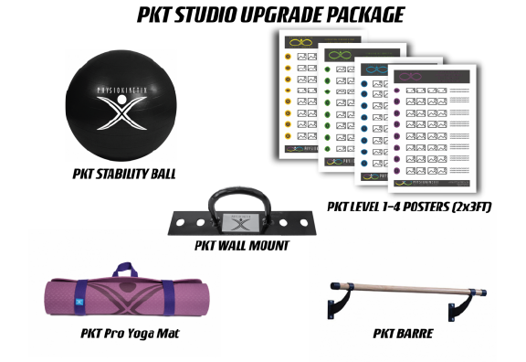Home Gym & Studio Packages