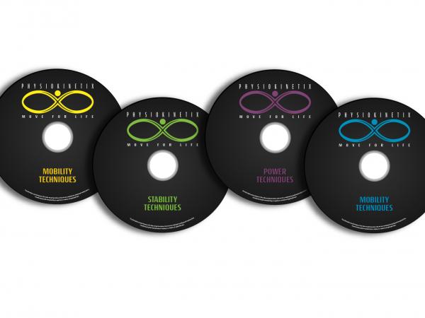 PKT DVD's